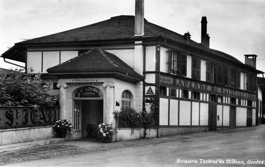 Genève - Taverne de Saint-Jean