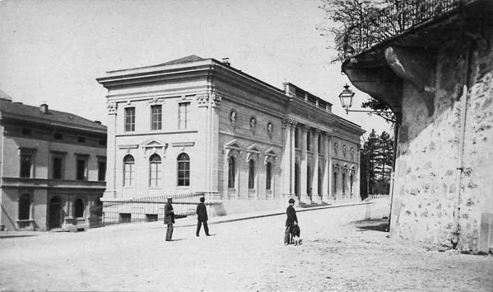 Genève - Palais de l'Athénée