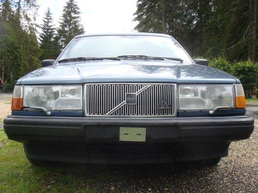Ma première Volvo