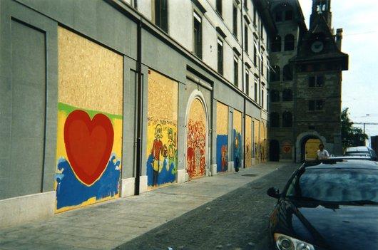 G8 à Evian, Genève tremble, juin 2003