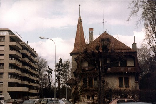 Rue Maurice-Barraud