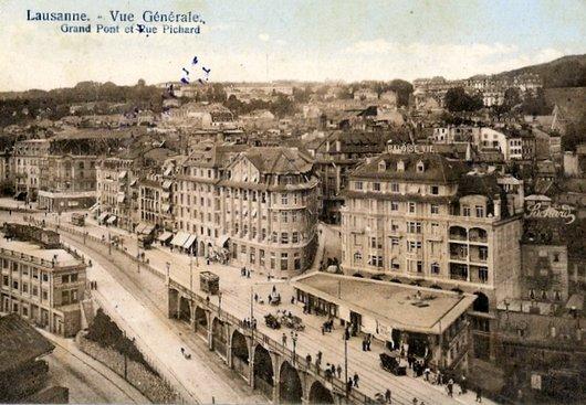 Grand-Pont et Rue Pichard
