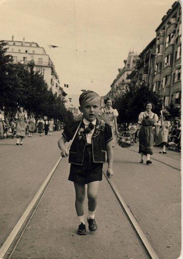 Fête fédérale des musique 1953