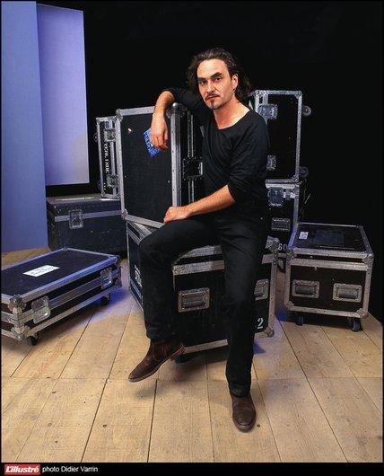 Stefan Eicher - Paléo 1999