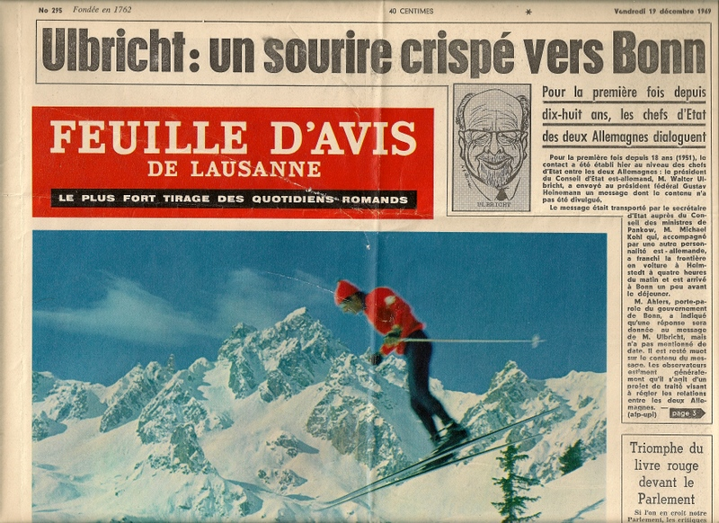 Feuille d'Avis de Lausanne