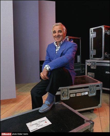 Charles Aznavour - Paléo 1999