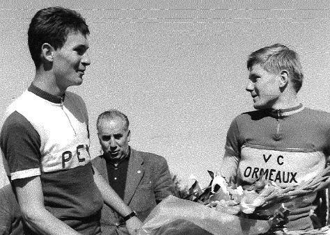 Jean-François Sallin, champion suisse junior 1961-1962