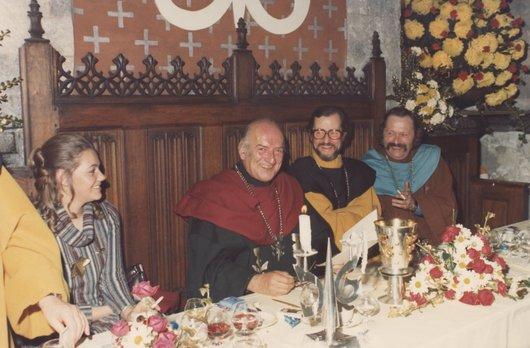 Guillon-table d'honneur après minuit