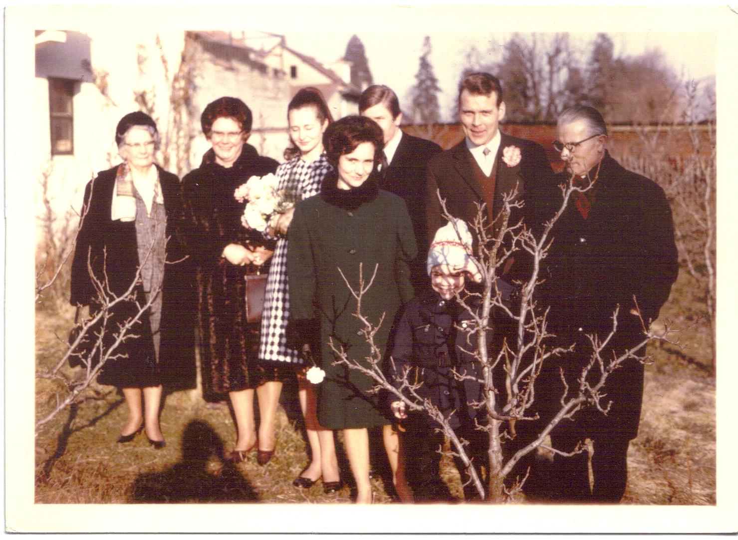 Mariage 1968
