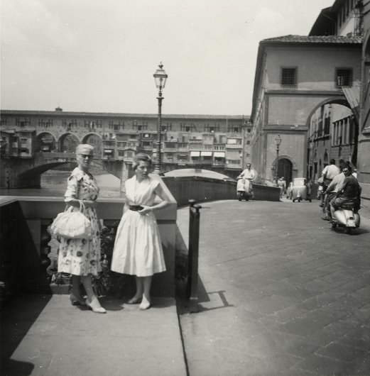 Les élégantes à Florence