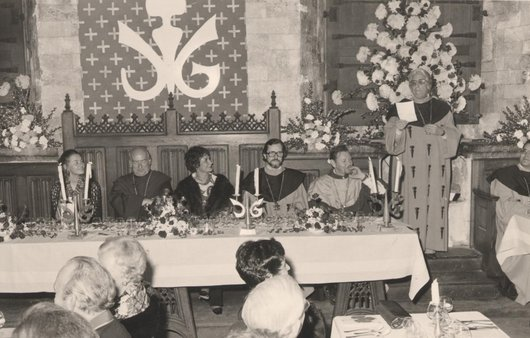 Guillon, la table d'honneur