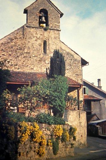 Chapelle de 1817 Brent
