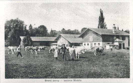 Laiterie modèle, Grand-Lancy