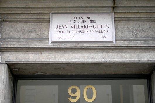 Montreux, Avenue des Alpes 90.