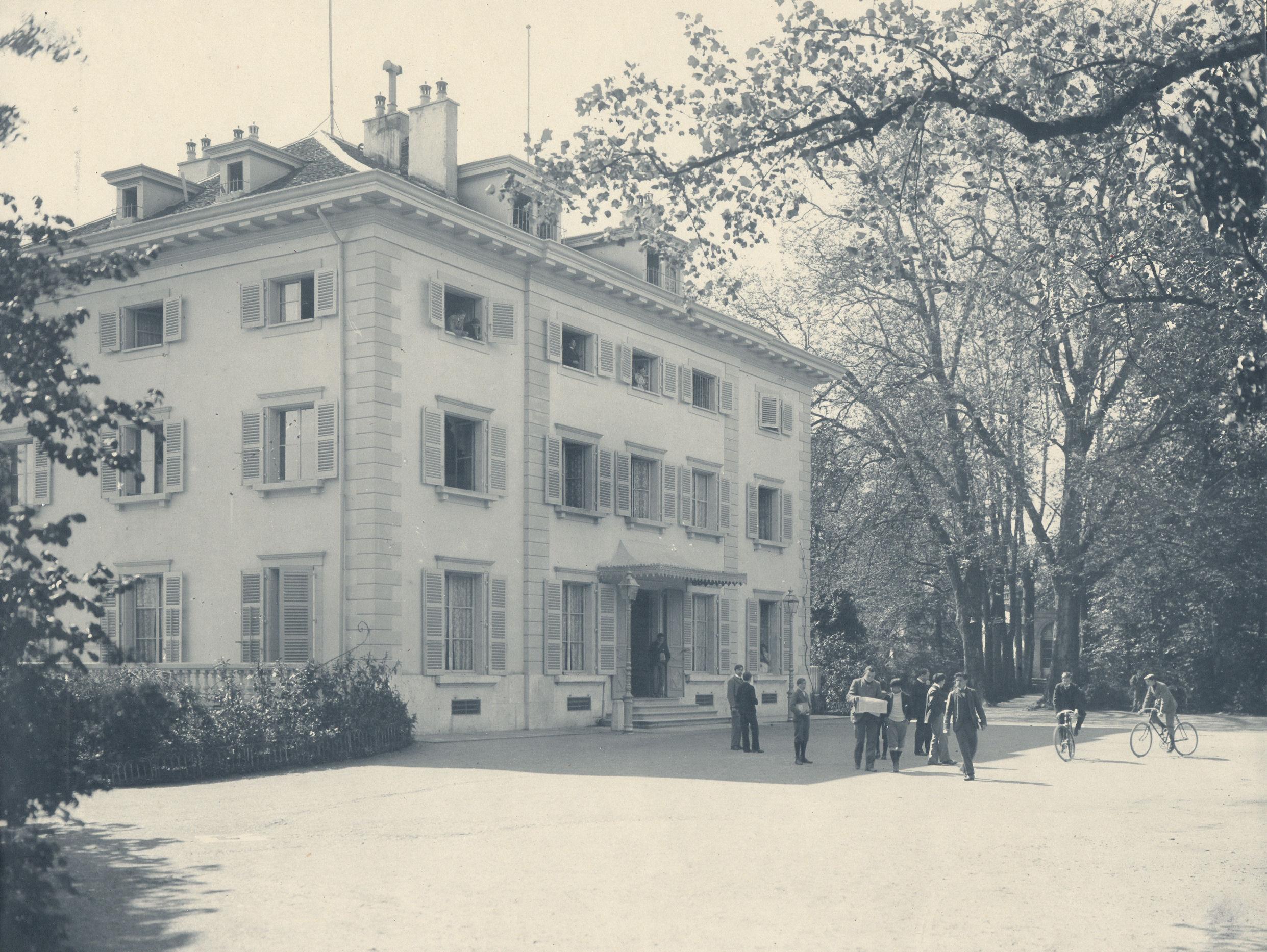 Institut Haccius, Lancy