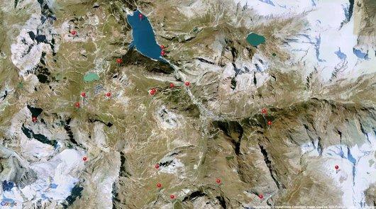 Tignes et Val'Isère en 4 jours: 300km avalés
