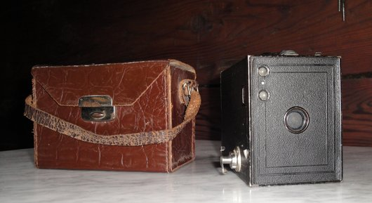 Kodak No. 2 Brownie, prodruction 1924-1933 (?)