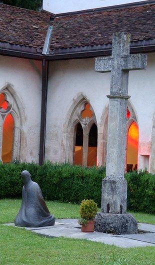 Cloître de Saint-Ursanne