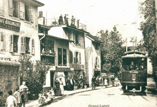 Tram Village Grand-Lancy