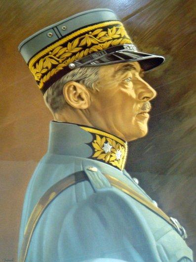 Portrait Henri Guisan