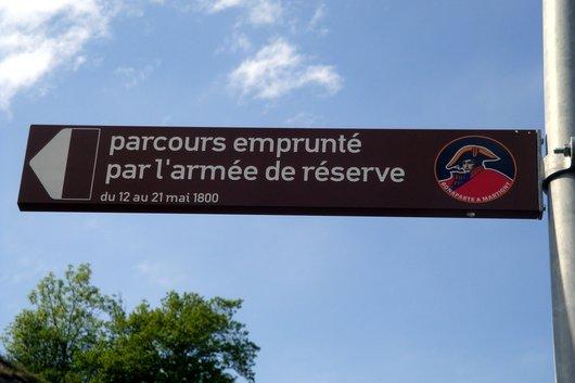 Bonaparte à Martigny