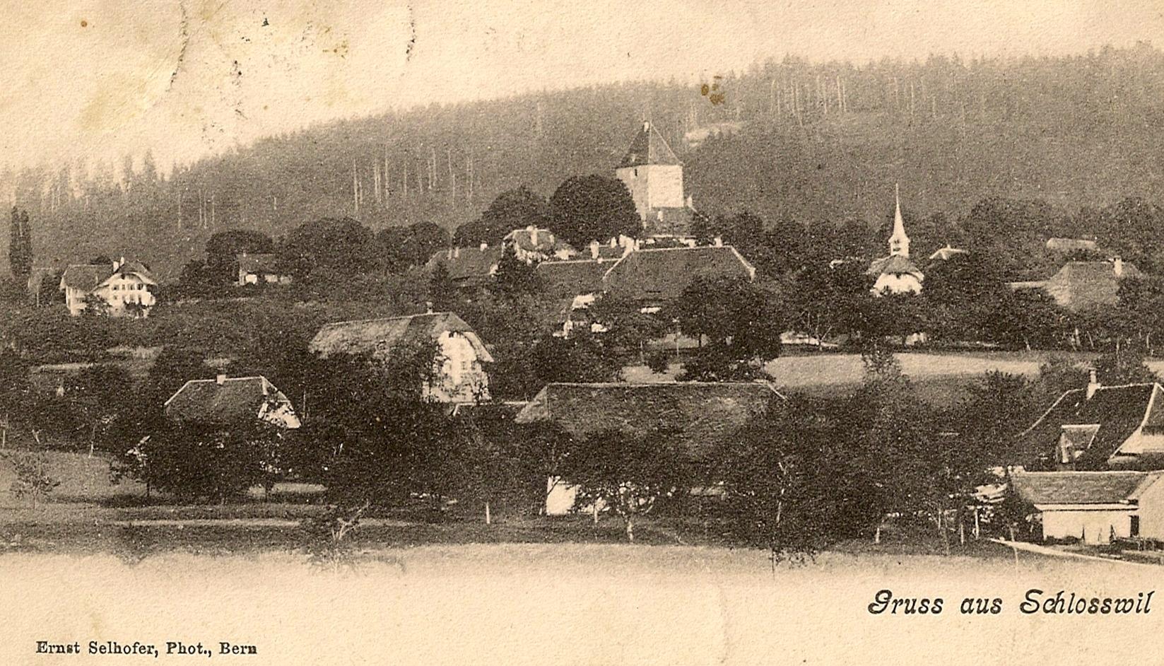 Schlosswil (Berne)