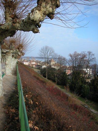 Nyon - Promenade des Vieilles Murailles
