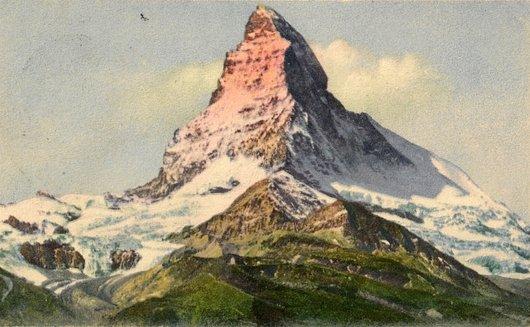 Mont Cervin (4505 m)