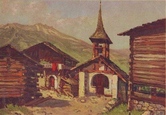 Chapelle de St-Jean