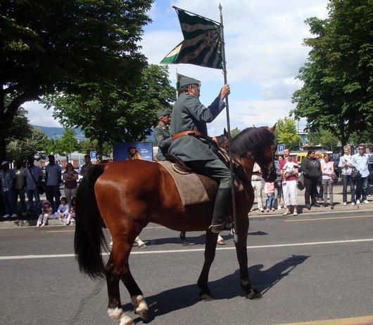25ème anniversaire - Milices Vaudoises