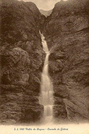 Cascade de Giétroz (VS)