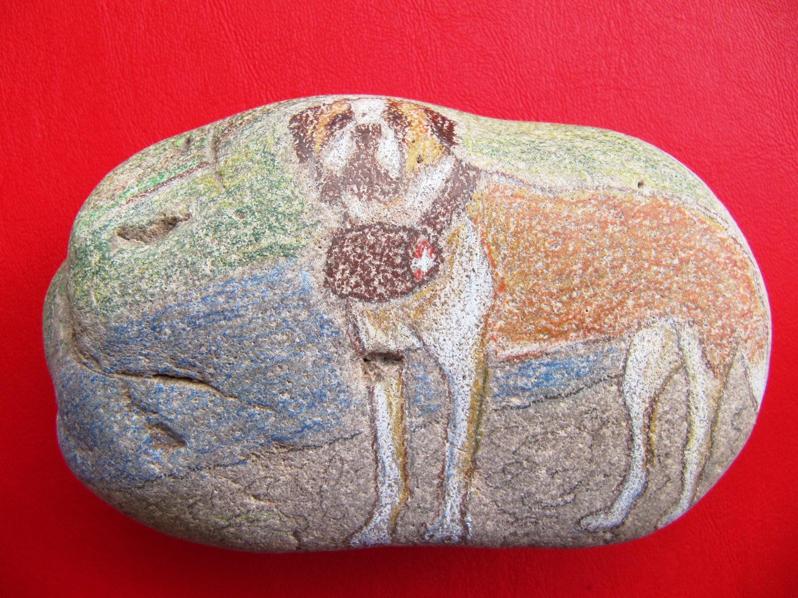 Sur la pierre