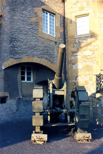 Le canon de Morat
