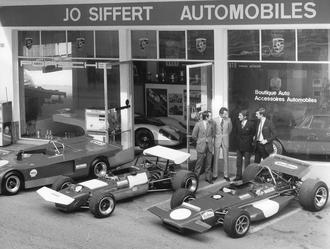 Jo Siffert Automobiles