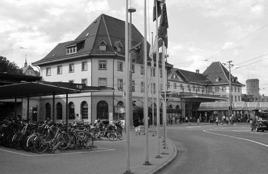 Gare de Fribourg