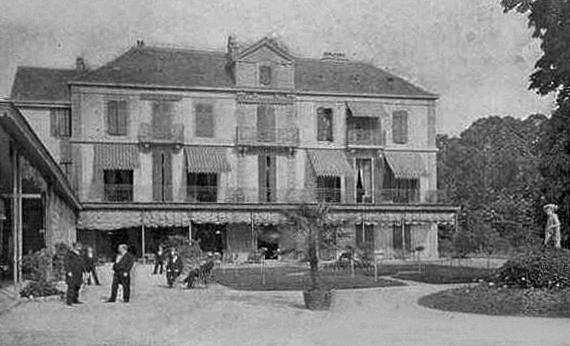 L'hôtel Beau-Séjour