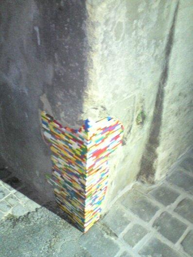 Mur de la Cathédrale de Lausanne