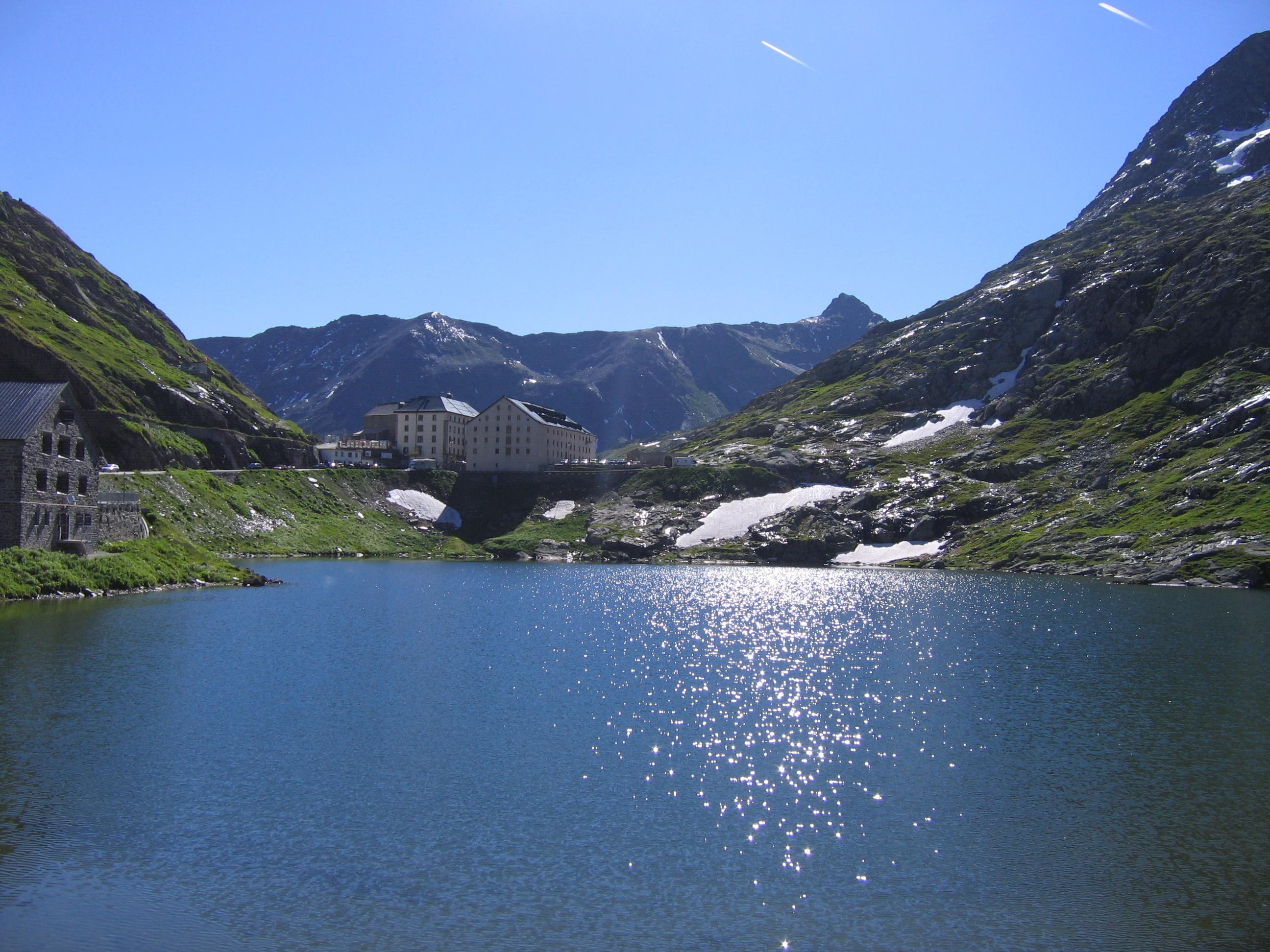 L'hospice du Grand-Saint-Bernard