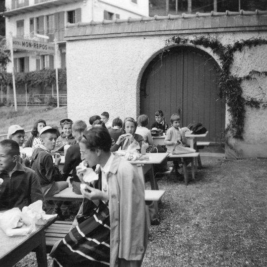 """""""Grande-Promenade"""" de l'école Saint-Charles"""