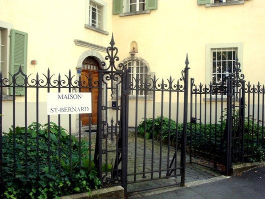 Maison Hospitalière du Grand-St-Bernard