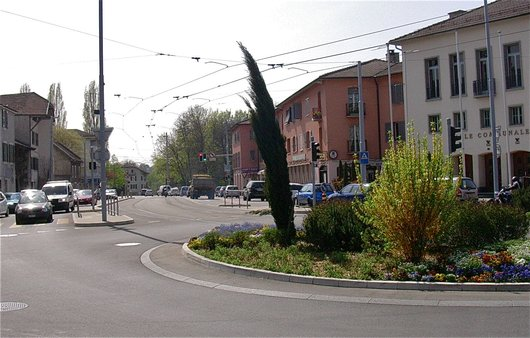 Grand-Lancy, Eugène-Lance