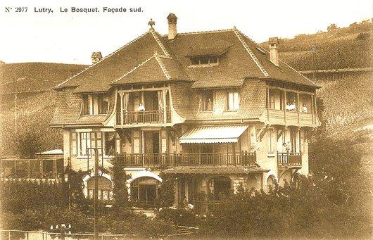 Lutry - Pensionnat Le Bosquet