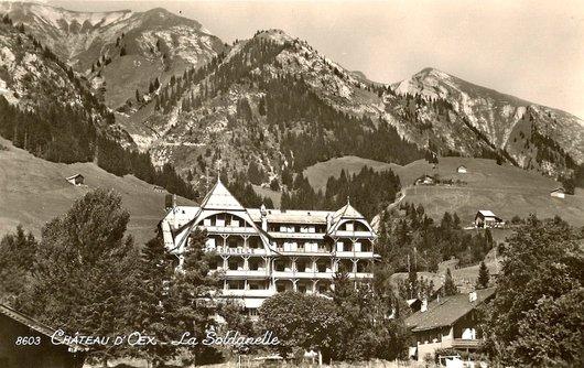 Hôtel La Soldanelle