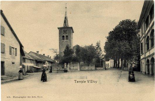 Temple d'Etoy
