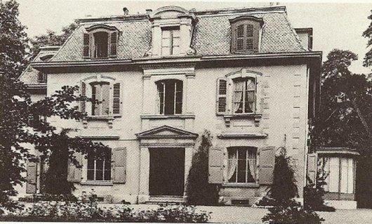 La Maison Dufour vers 1900