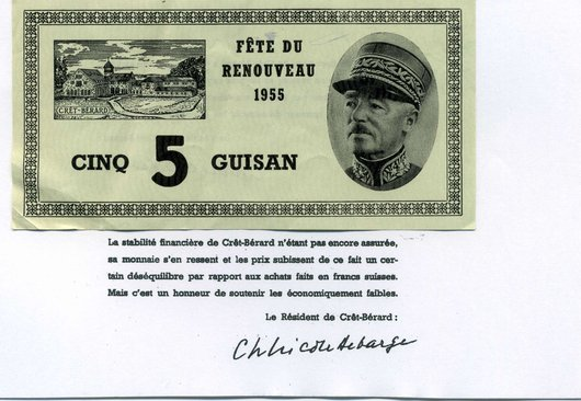 Le franc Guisan