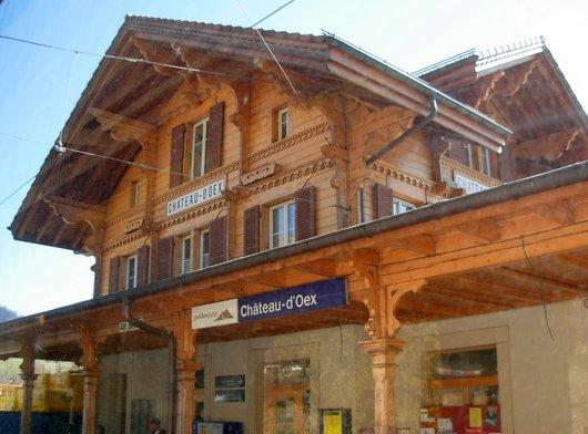Gare de Château-d'Oex