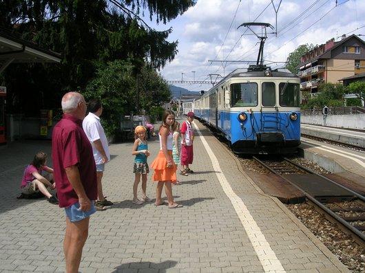 MOB gare de Chernex