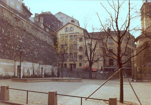 Place de la Madeleine  1979