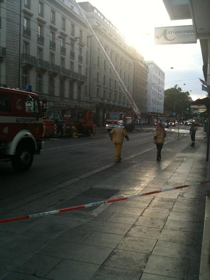 Le feu à l'Hôtel des Bergues (3)